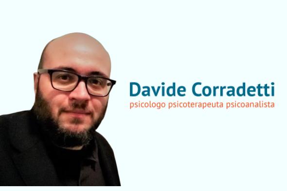 Davide Corradetti Psicologo Psicoterapeuta Psicoanalista a Bologna